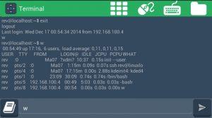 Cómo acceder a Ubuntu PC desde un teléfono Android