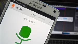 Cómo usar su Android como micrófono de computadora