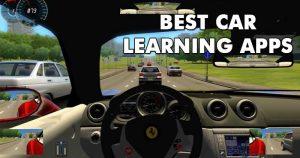 Las 10 mejores aplicaciones de aprendizaje de coches para Android 2019