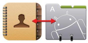 Cómo hacer una copia de seguridad de los contactos del teléfono en tu smartphone Android