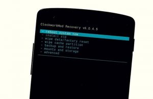 Cómo instalar la recuperación personalizada en Android