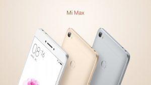 Lanzamiento: Xiaomi Mi Max & MIUI 8