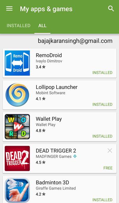 Cómo Recuperar Aplicaciones De Android Desinstaladas En Google Play Android Edge