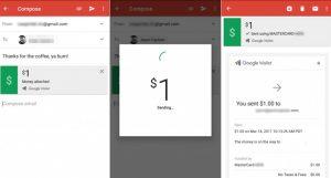 Cómo enviar y solicitar dinero a través de la aplicación de Gmail en Android