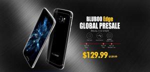 La venta anticipada de Bluboo Edge comienza el 10 de noviembre