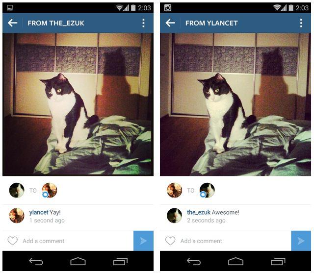 múltiples cuentas de Instagram