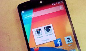 Cómo ejecutar múltiples cuentas Instagram en tu Android