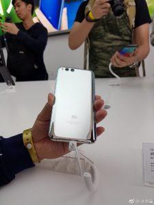 Xiaomi Mi6 Silver Edition probablemente nunca saldrá a la venta